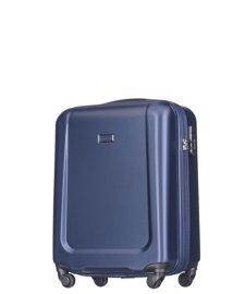 Mała walizka PUCCINI ABS04 Ibiza ciemnoniebieska