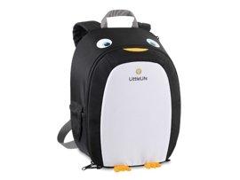 Plecak dziecięcy z piórnikiem LITTLE LIFE L12370 pingwin